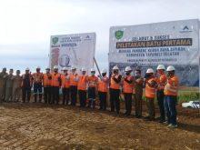 Dukung Pembangunan Kebun Raya Sipirok, Tambang Emas Martabe Sumbang Menara Pandang