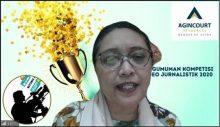 foto pemenang lomba video jurnalistik